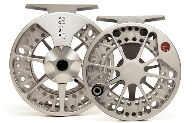Lamson Velocity Nickel V1 Fly Reel - Sale