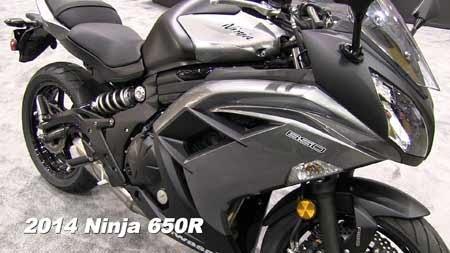 Gambar Motor Ninja 650 Black