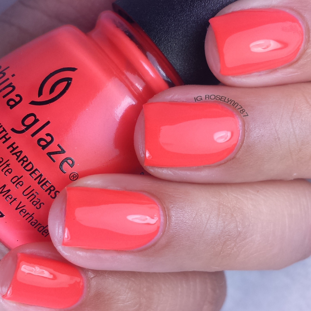 China Glaze Electric Nights Summer 2015 Swatches & Review ...