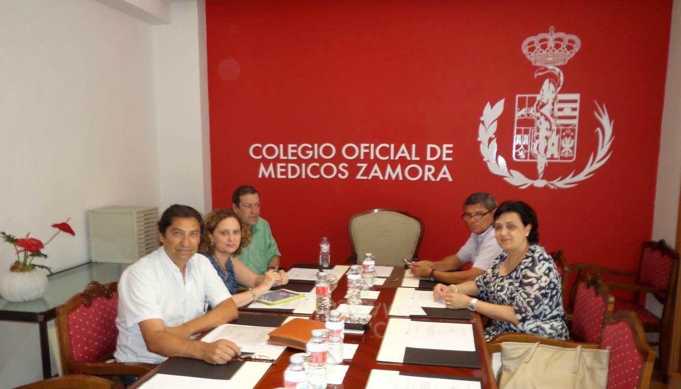 Colegio Oficial de Medicos Zamora