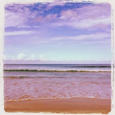 Karon beach, 23rd October 2013
