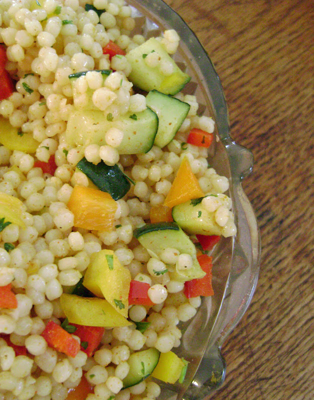 cold sesame pearl couscous recipes dishmaps cold sesame pearl couscous ...