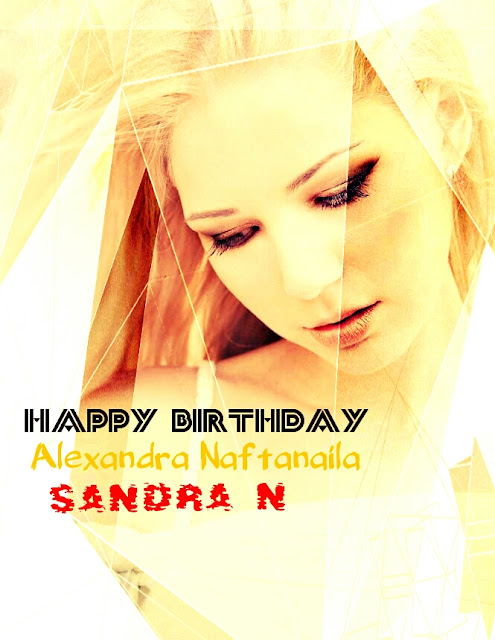 Happy Birthday Sandra N.