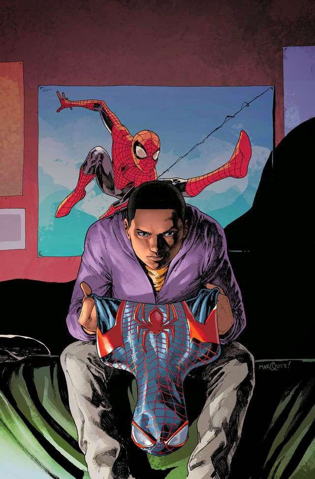 Miles Morales The Ultimate Spider-Man 2 by Brian Michael Bendis