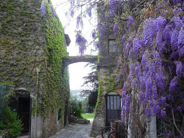 Bussana Vecchia - Liguria, Italy