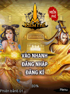Game MKiếm Thế Online - Game mobile đỉnh cao 2013