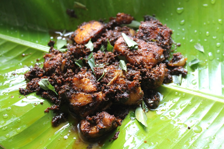 spicy fish fry / spicy masala fish fry
