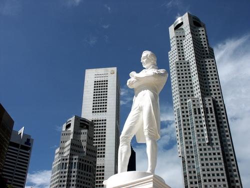 tempat bersejarah di singapore