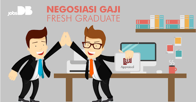 Negosiasi Gaji Fresh Graduate