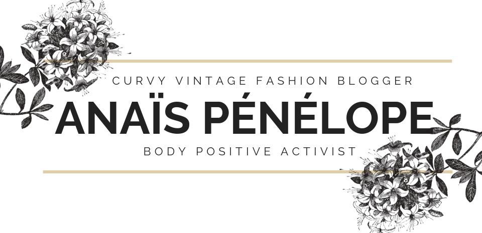 Anaïs Pénélope |  Blog mode, body positive, vintage, picard