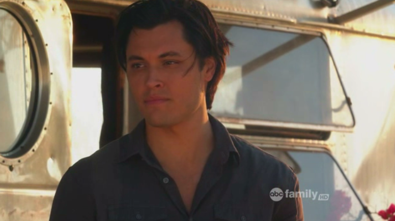 Série - The Lying Game  Blair+Redford+as+Ethan+Whitehorse+on+The+Lying+Game+S01E11