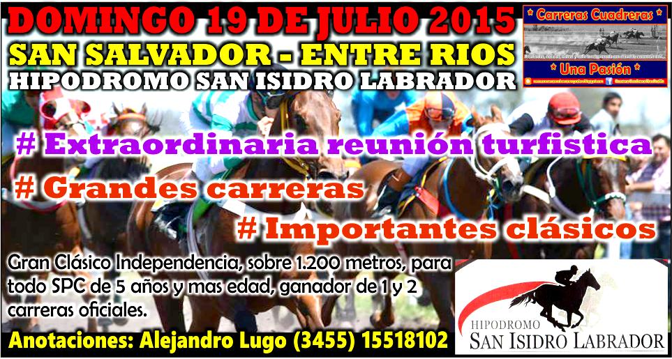 SAN SALVADOR - 19.07.2015