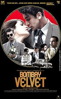 Sinopsis Film India Bollywood Bombay Velvet 2015