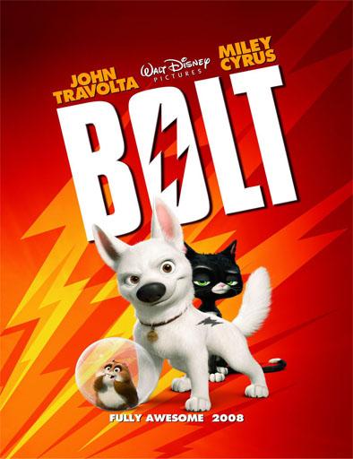 Ver Bolt: Un perro fuera de serie (2008) Online