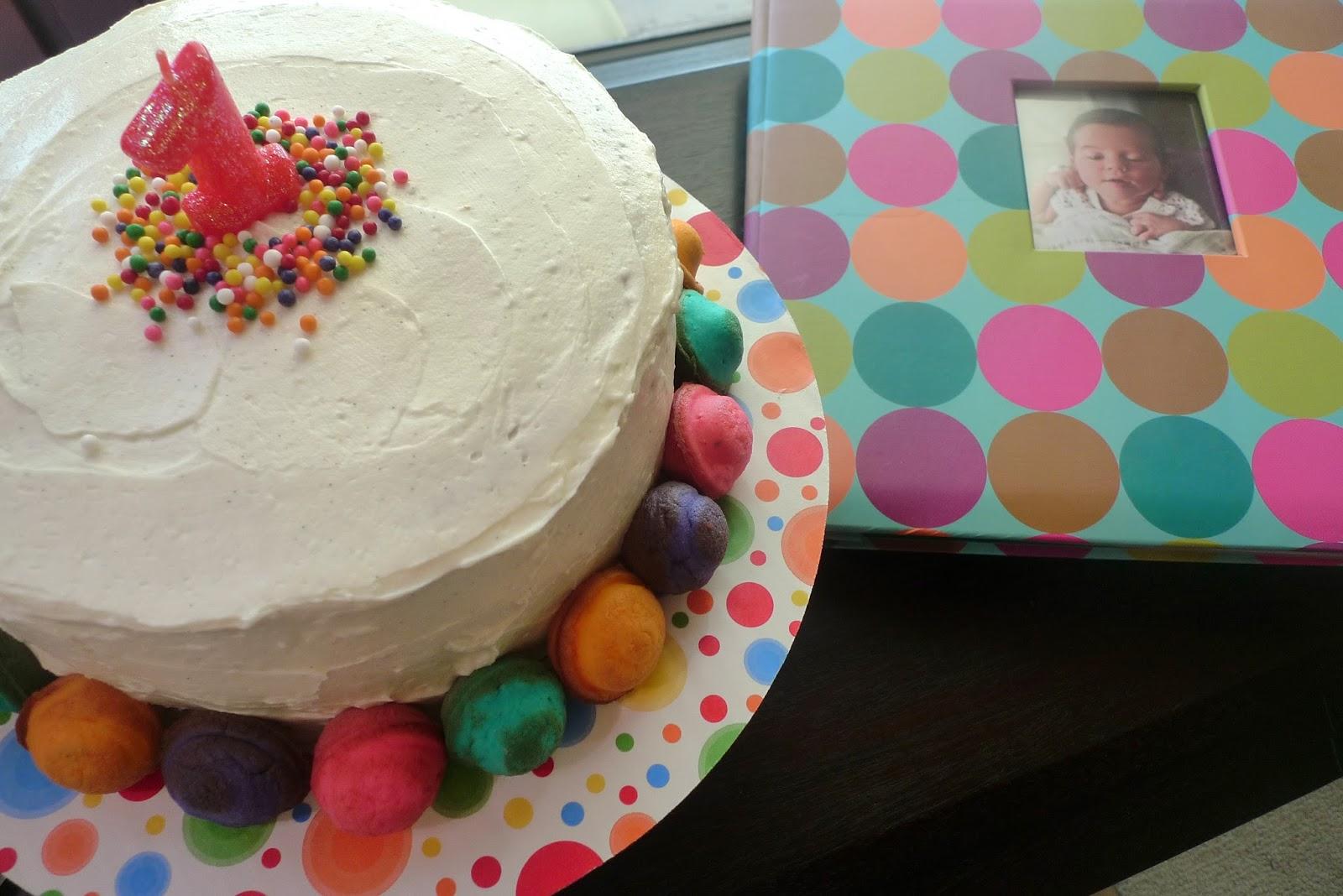 Freezing Leftover Birthday Cake