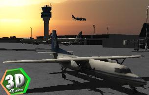 Airport Parkı 3D