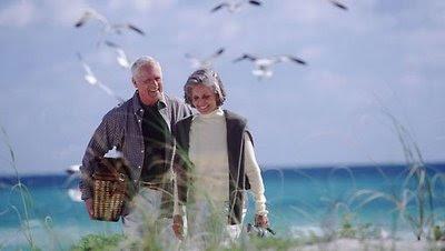 Loa ancianos en el mundo