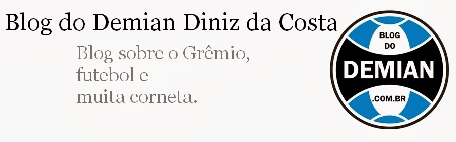 Blog do Demian Diniz da Costa
