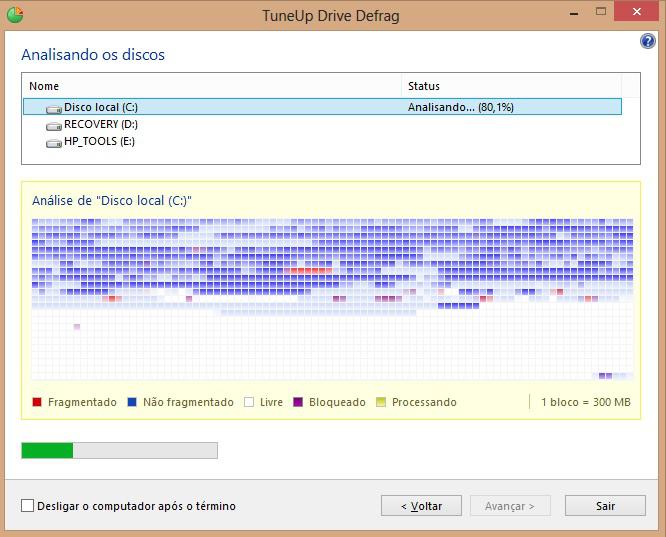 Desfragmente o seu HD com o mais eficiência com o TuneUp Utilities 2014