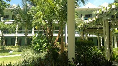 Camayan Beach Resort, Hotels
