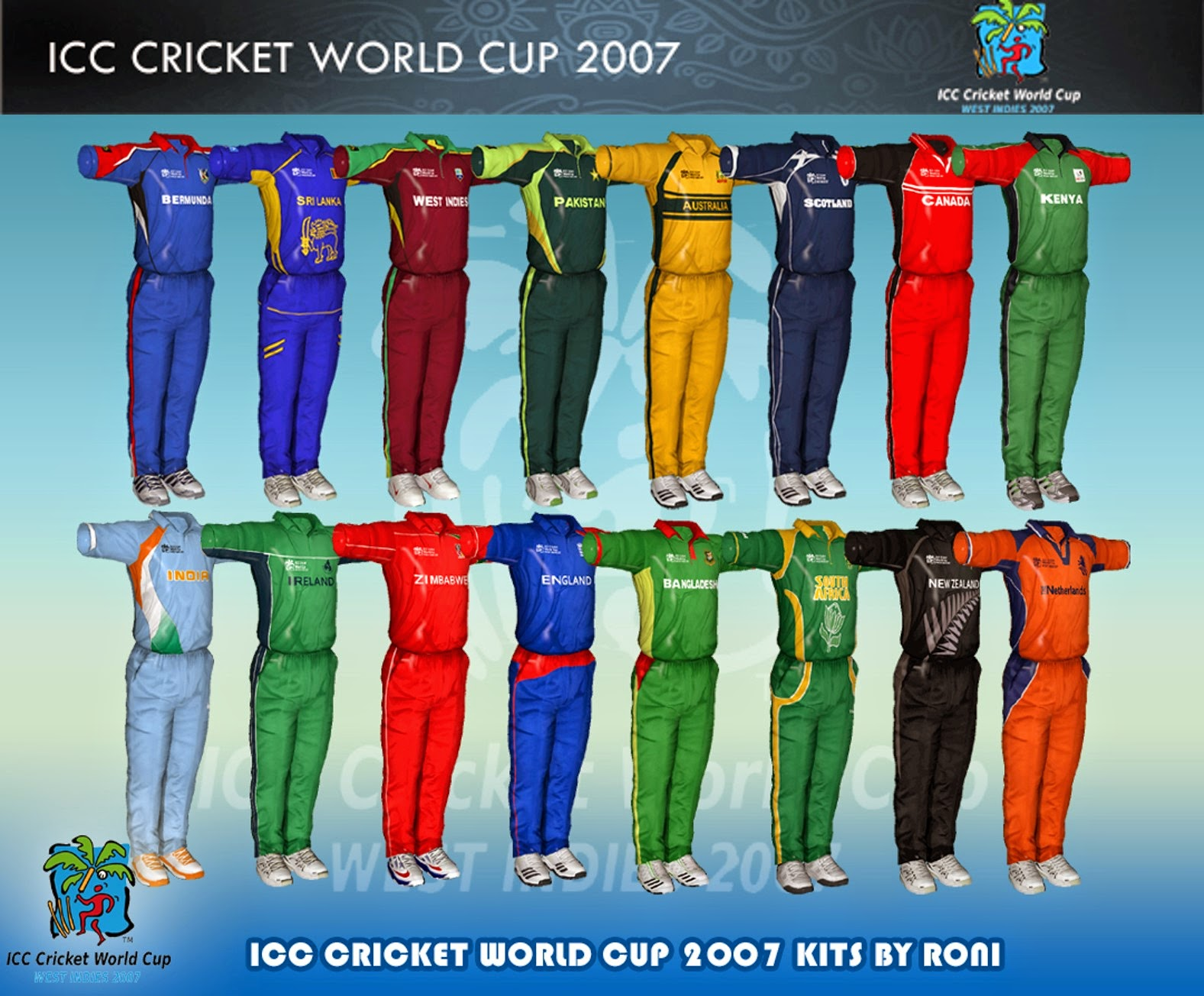 Cricket world cup 2007