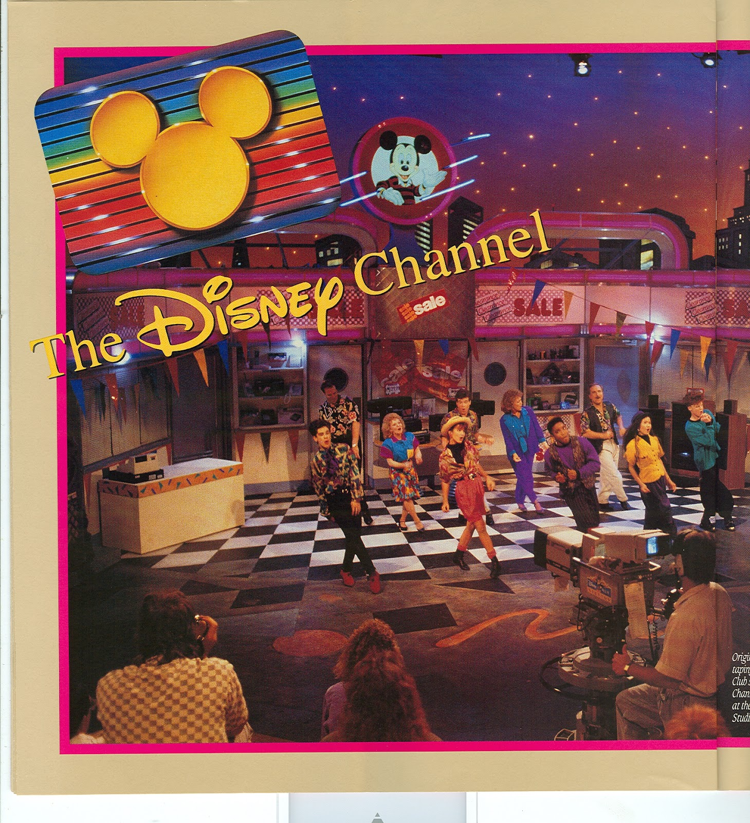 Disney Vacation Kingdom: Disney-MGM Studios Brochure