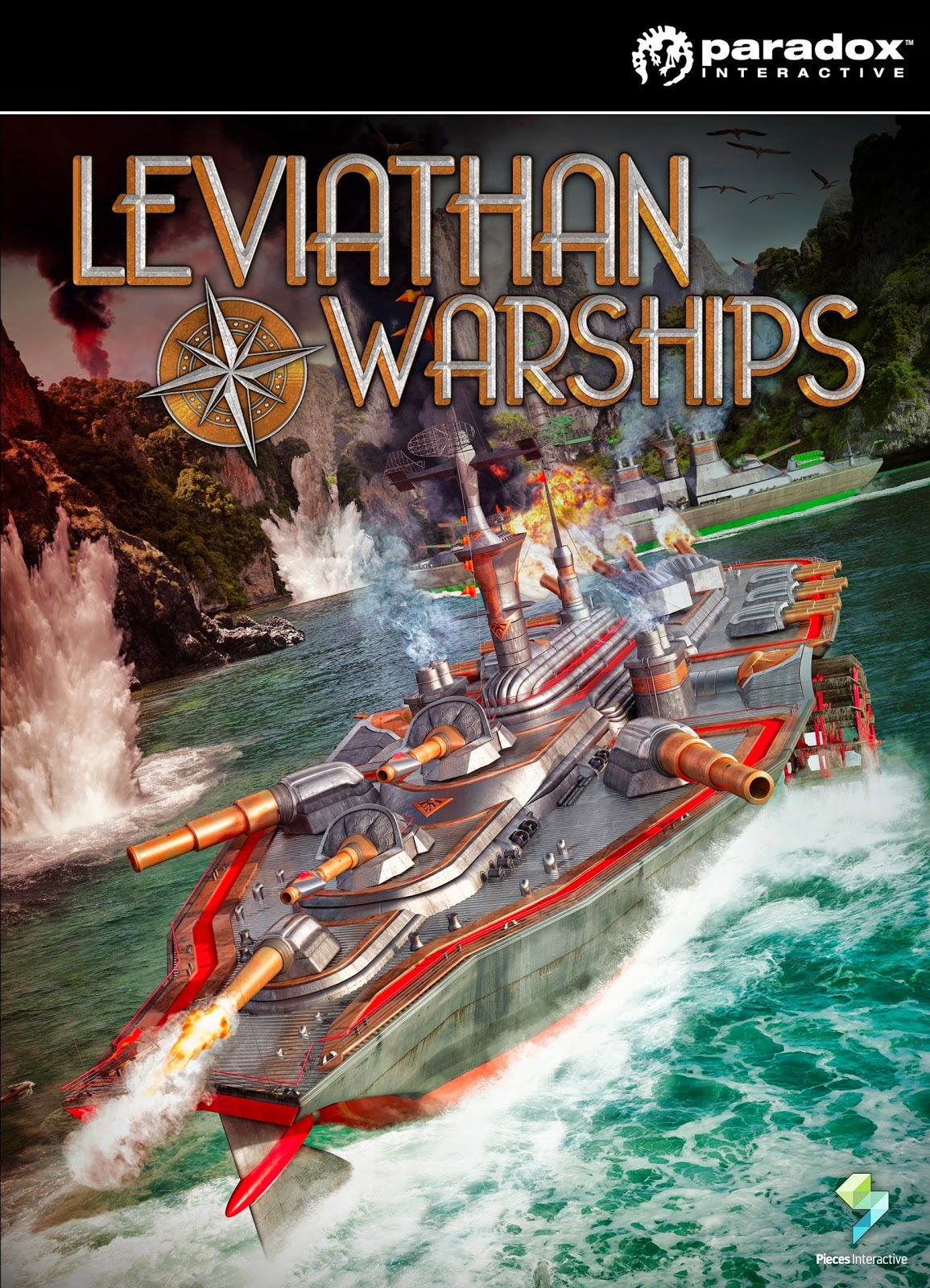 Leviathan Warships Game