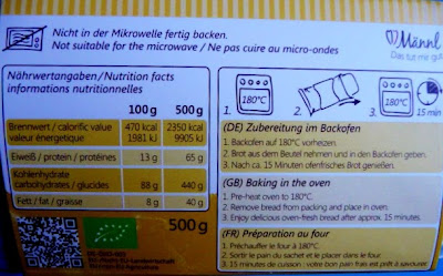 Buchweizenbrot 15 Minuten Sonnenblumenbrot
