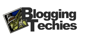 Blogging-Techies: Logo, Title and Topic