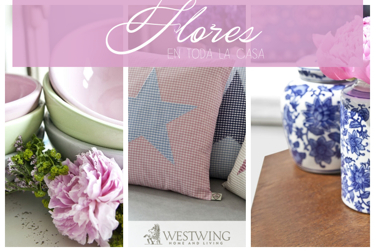 Decorando con #flores: ideas bonitas para copiar