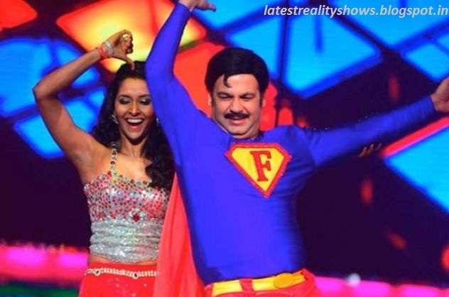 Jhalak dikhlaja elimination off first week