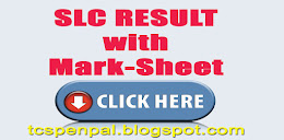 S.L.C. RESULT WITH MARK- SHEET