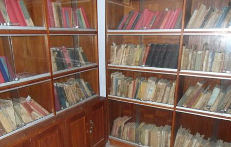 Koleksi buku Bung Karno