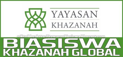 Tawaran Biasiswa Khazanah Global untuk Pengajian Ijazah Sarjana Muda | Scholarship