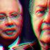 Najib dihormati, Mahathir disanjungi ... Itu prinsip aku!