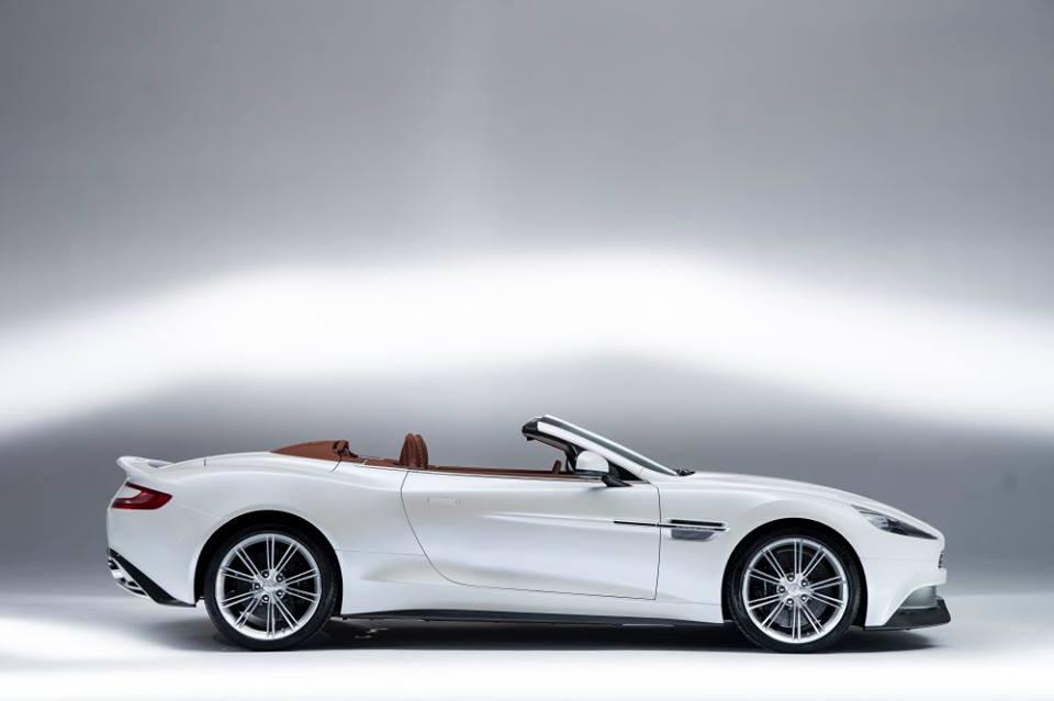 Sports Cars 2014 Aston Martin Vanquish Volante Convertible
