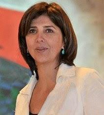Ministra de Relaciones Exteriores
