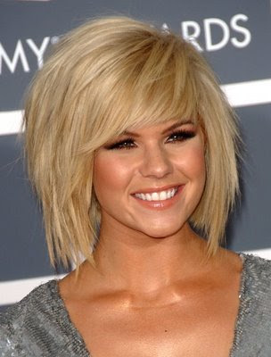 Hairstyle For Heavy Women. short hair styles for women