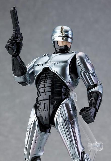 Figma Robocop
