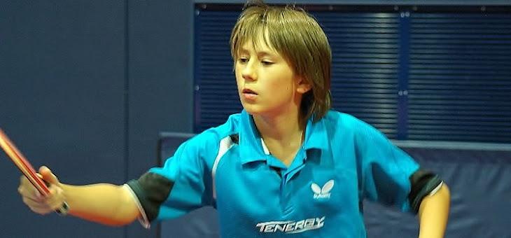 Tagebuch von Tischtennisspieler Andreas Levenko