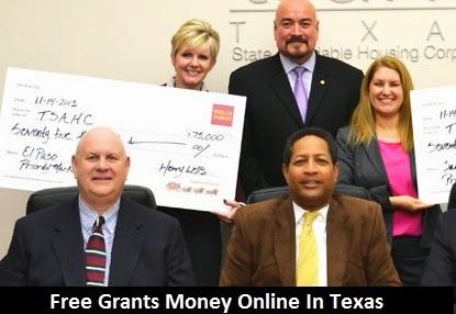Free_Grants_Money_Online_In_Texas