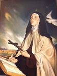 saint teresa of avila, pray for us!