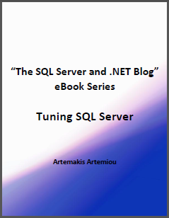 "My Free eBook Series: ""The #SQLServer and .NET Blog"""