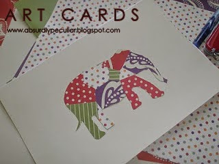 ART, CARDS, DIY
