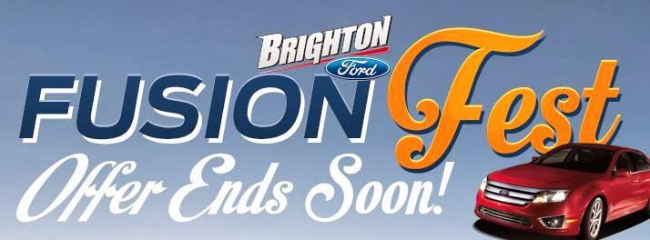 Brighton Ford Fusion Fest!