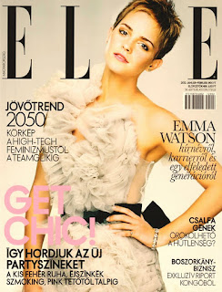 Emma Watson's New Cover
