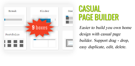 desc page builder Lead Press   Flexible Magazine WordPress Theme