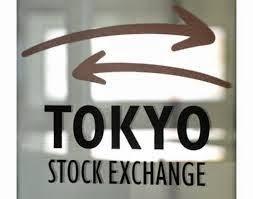saham tokyo