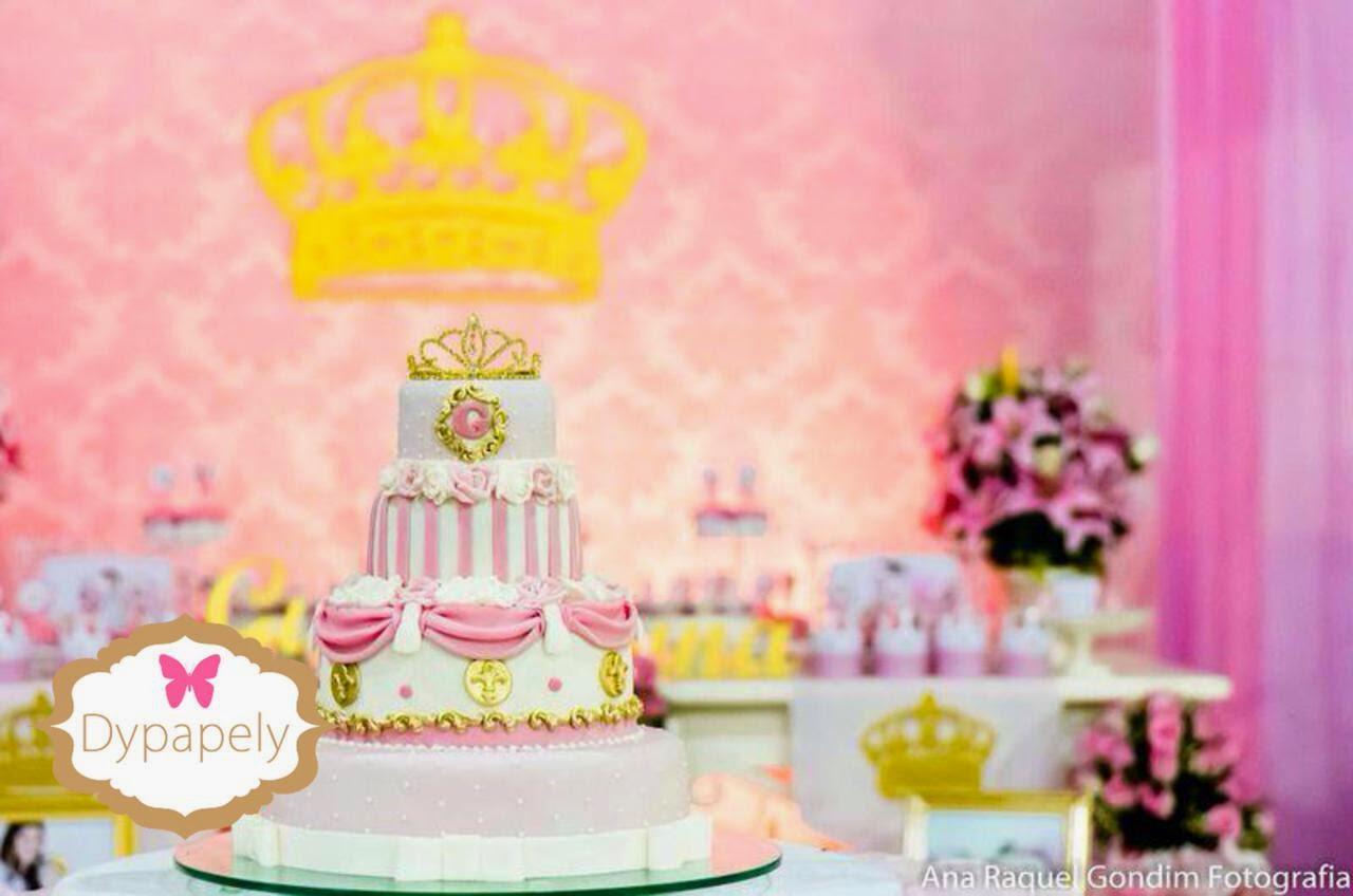decoração de princesa, caixinha de princesa, caixinha de coroa