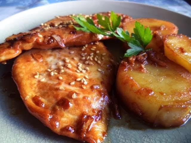 Jarabe de arce maple joe diciembre 2013 - Pechuga d pollo en salsa ...